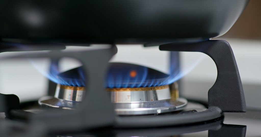 Gas cooking stove